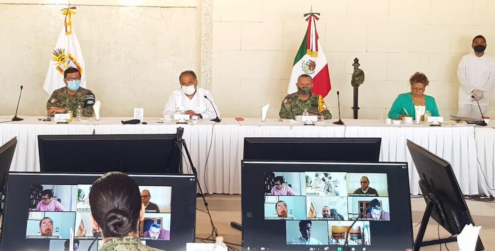 Guerrero anuncia que se adelantan medidas de prevención contra el COVID-19