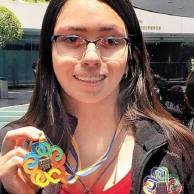 #OrgulloNacional Una de las 5 mejores jóvenes matemáticas del mundo es MEXICANA