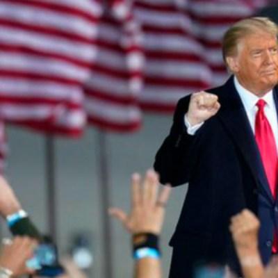 Trump fija su postura en caso de no ganar las elecciones presidenciales de noviembre