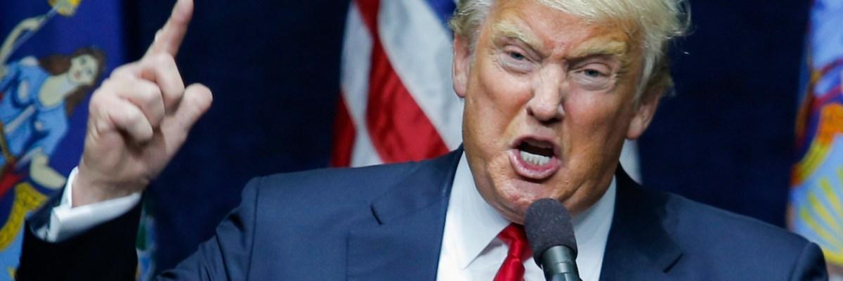 """""""¡Detengan el conteo!"""" exige Trump"""