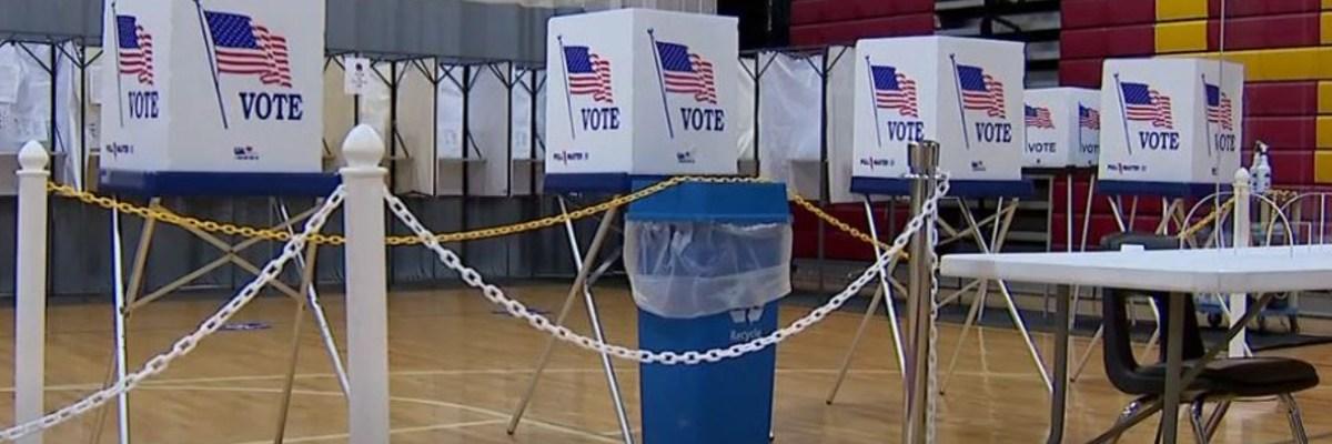 Trump gana Kentucky e Indiana, Biden se llevaría Vermont