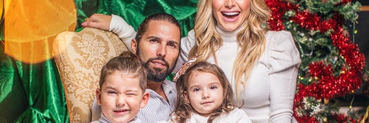 Poncho De Nigris y su familia dan positivo a Covid-19