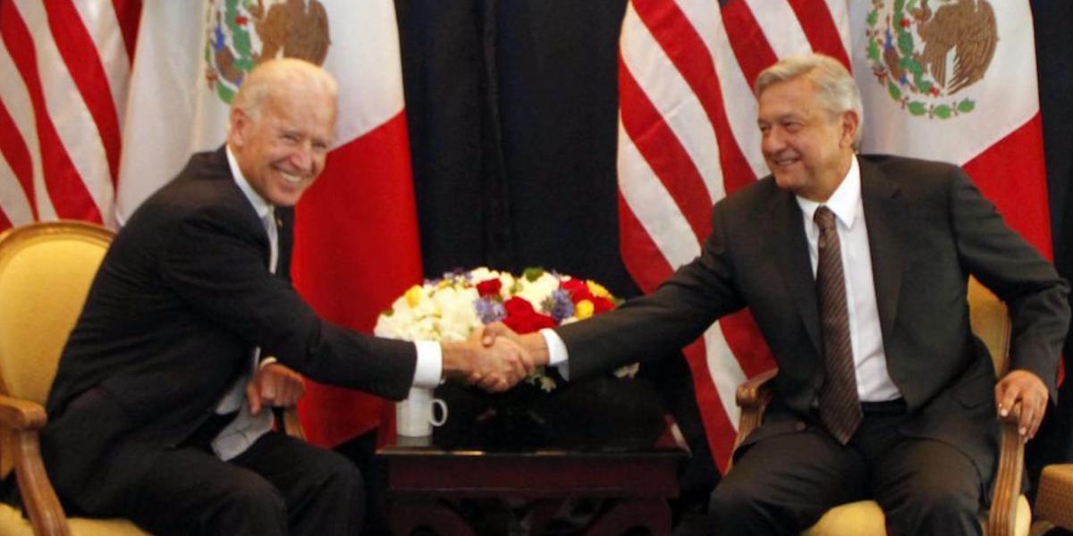 Gobierno de México reconoce a Biden como nuevo presidente de EU