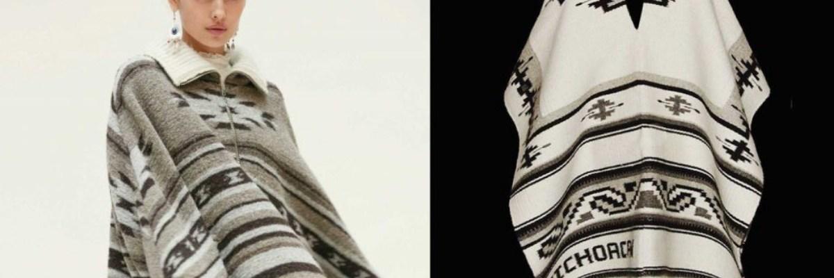 Diseñadora francesa acusada de plagio se disculpa por utilizar diseños de artesanos michoacanos