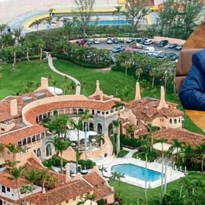 Vecinos de Trump buscan echarlo de Palm Beach porque devalúa sus propiedades