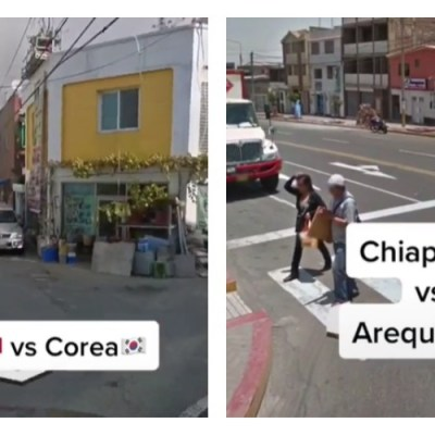 Las calles de México que se parecen a las de otros países