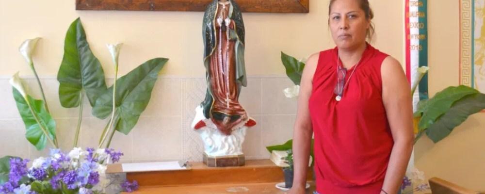 Mexicana ha vivido tres años en una iglesia de EU para que no la deporten