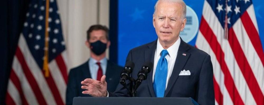 """""""No vengan, no se vayan de su pueblo"""", pide Biden a los migrantes"""