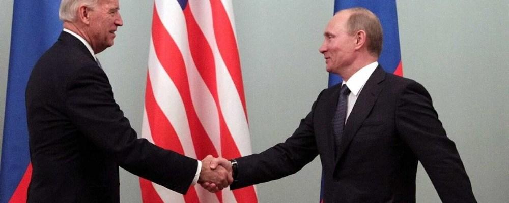 """Piden a Biden que pare los discursos """"imprudentes"""" contra Putin"""