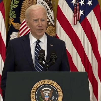 """""""México se niega a recibir a familias migrantes deportadas"""", afirma Biden"""
