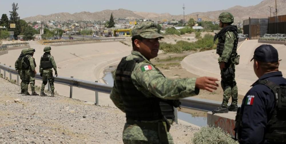 México enviará 10 mil soldados a la frontera con EU para frenar migración