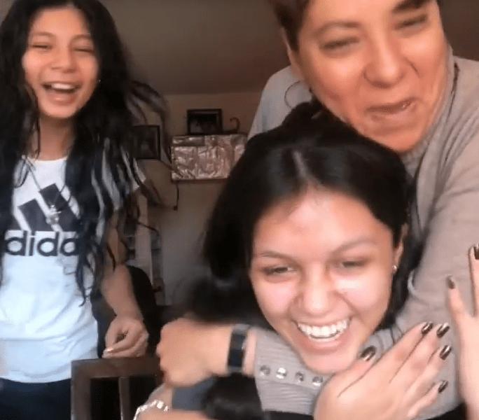Hija de mexicanos indocumentados es aceptada en 4 universidades de EE.UU.