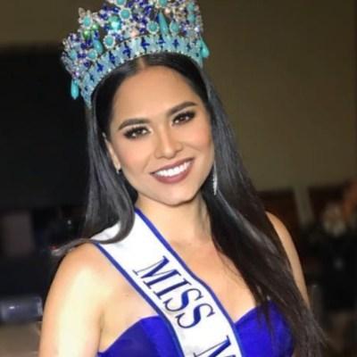 Andrea Meza, la mexicana que competirá en Miss Universo
