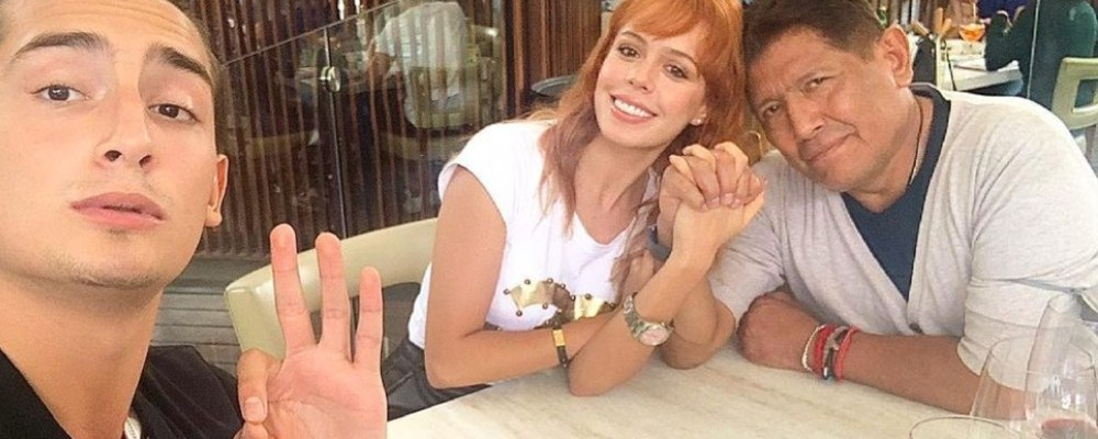Ella es Eva Daniela, la joven novia de Juan Osorio