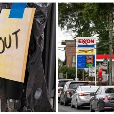 Ciberataque a oleoducto de EU causa escasez de gasolina y compras de pánico