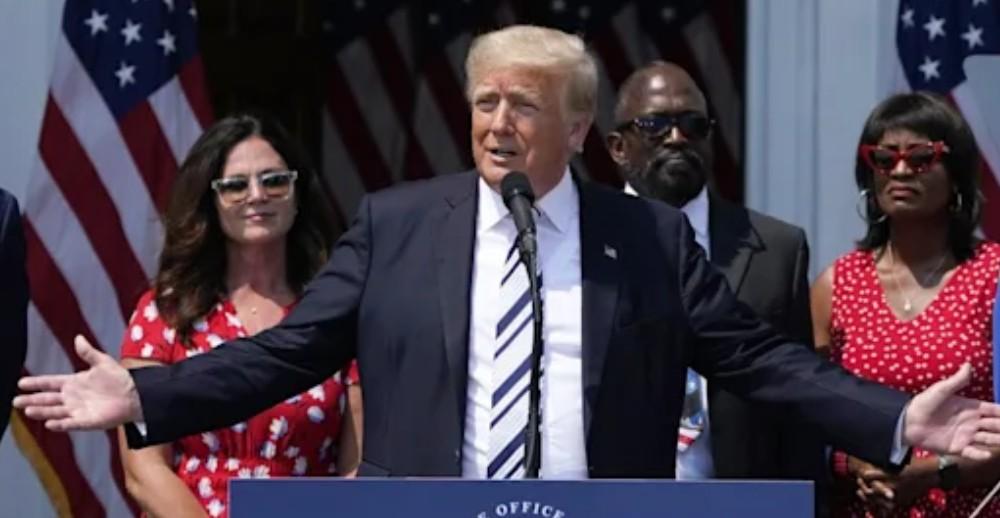Trump anuncia demanda contra Facebook, Twitter y Google por censura