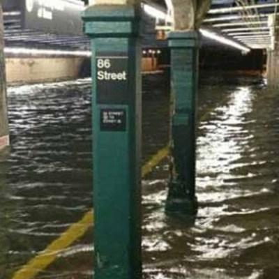 Suman 40 muertos en Nueva York y Nueva Jersey por inundaciones