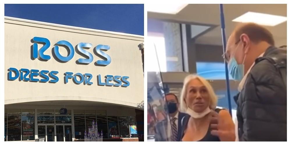 Mujer se mofa de Laura León por comprar en las rebajas de la Ross