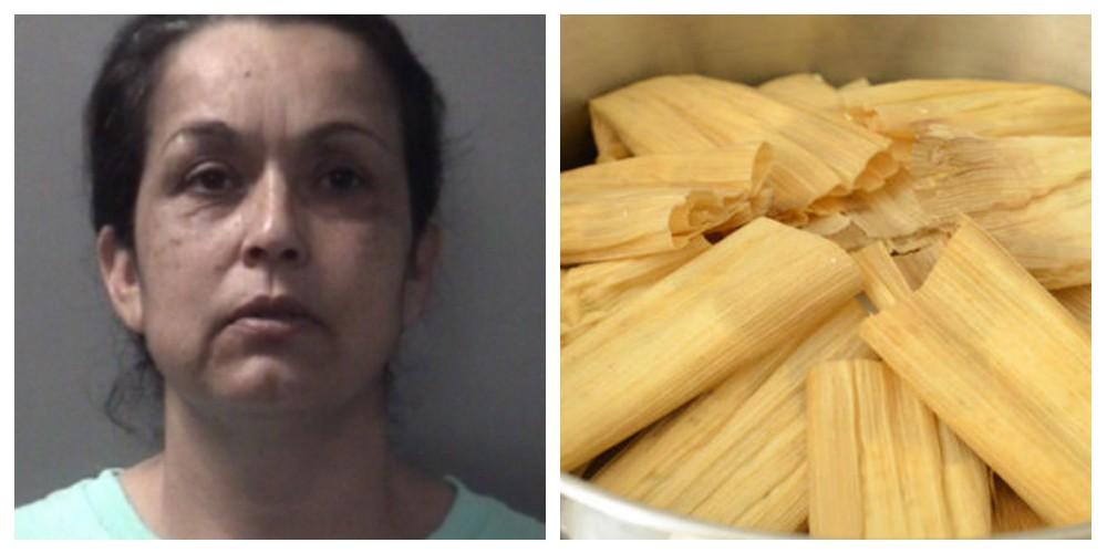 Mujer fingía ser vendedora de tamales para robar a adultos mayores
