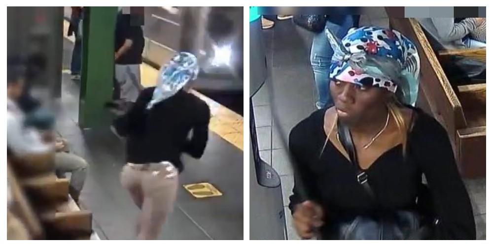 Mujer empuja a hispana a las vías del metro de Nueva York