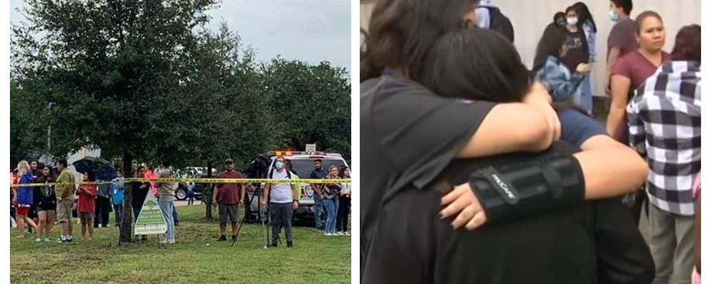 Exalumno de 25 años dispara contra el personal de una secundaria