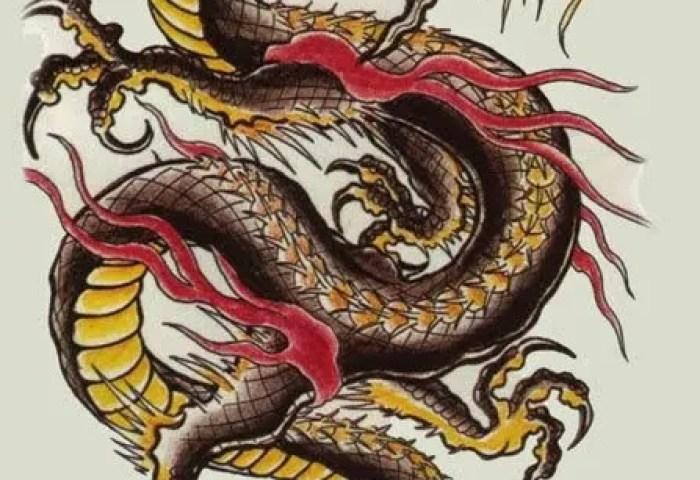 Tatuajes De Dragones Esbelleza