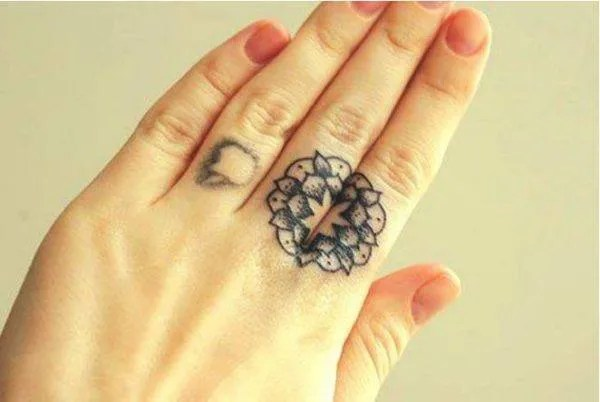 Diseños De Tatuajes Mandalas Para Chica 2019 Esbellezacom