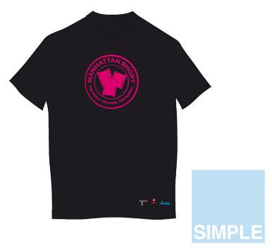 SIMPLE COMUNICACION - Manhattan Short Film Festival - Camiseta