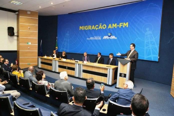migração de rádios AM