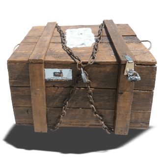 Escape Box malle pirate