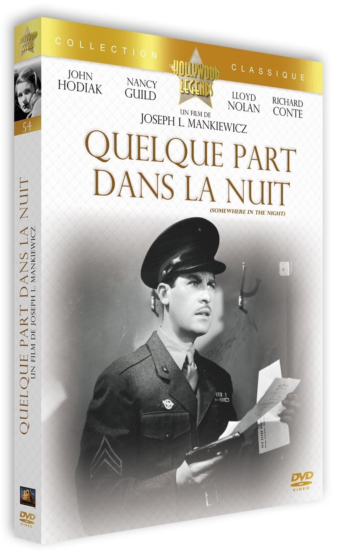 Quelque Part Dans La Nuit : quelque, QUELQUE, Editions, Distribution