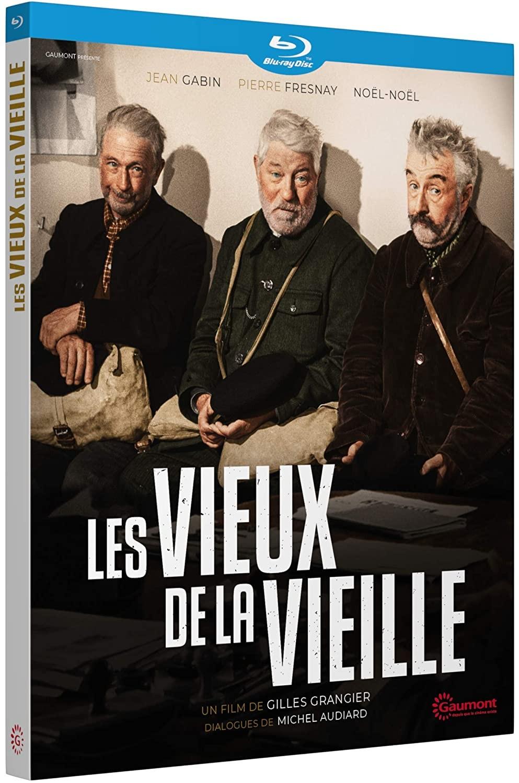 Les Vieux De La Vieille : vieux, vieille, VIEUX, VIEILLE-, Editions, Distribution