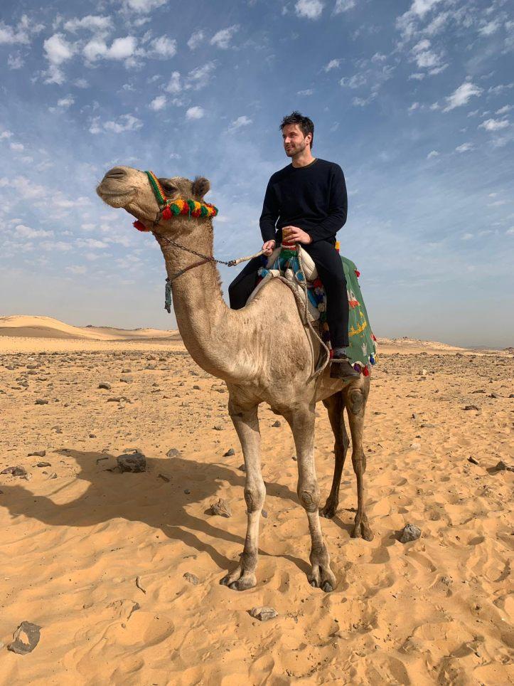 Volli in Aegypten