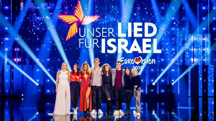Unser Lied für Israel 2019 Deutschland