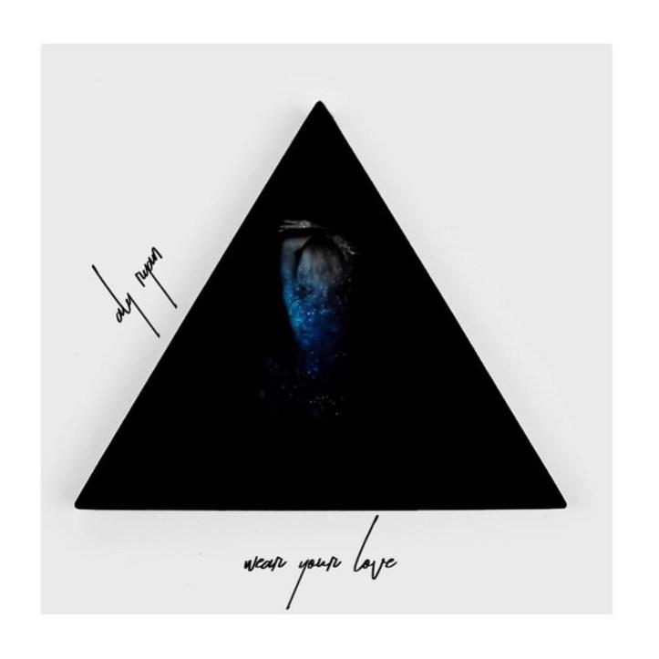 Aly Ryan Wear Your Love Single Cover Unser Lied für Israel Deutsche ESC Vorentscheidung 2019