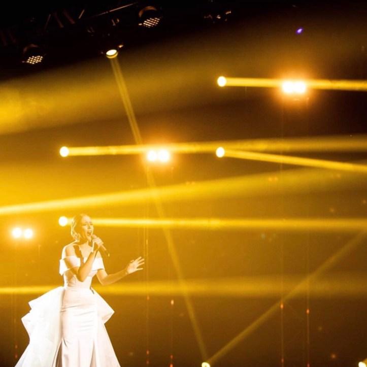 Monika Marija Light On Litauen Eurovizijos Atranka 2019
