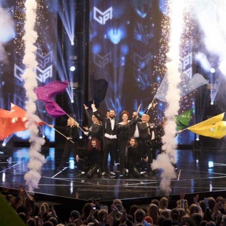 60 Jahre Melodi Grand Prix Norsk Norwegen Vorentscheidung 2020