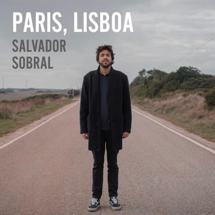 Salvador Sobral Paris Lisboa Album Cover ESC Eurovision