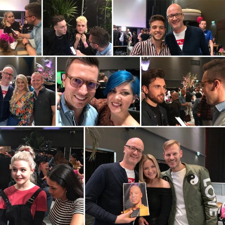 Eurovision in Concert Interviews Amsterdam Benny Douze Points Niederlande