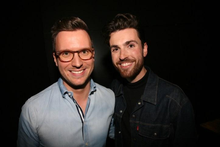 EiC 2019 Serie 1 Eurovision in Concert Amsterdam ESC kompakt Blogger Benny mit Duncan Laurence The Netherlands