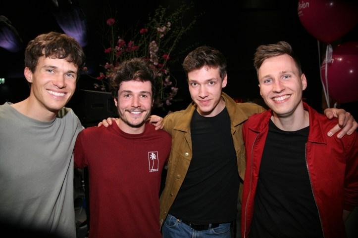 EiC 2019 Serie 1 Eurovision in Concert Amsterdam Lake Malawi mit Miki