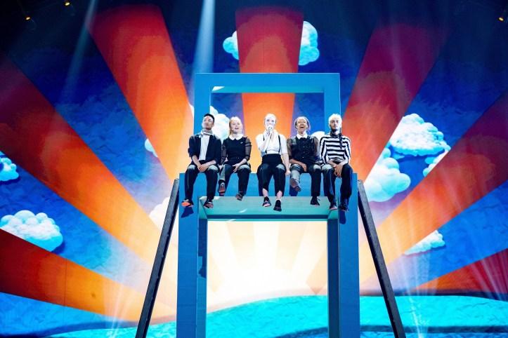 Erste Probe Dänemark Leonora Love Is Forever ESC 2019