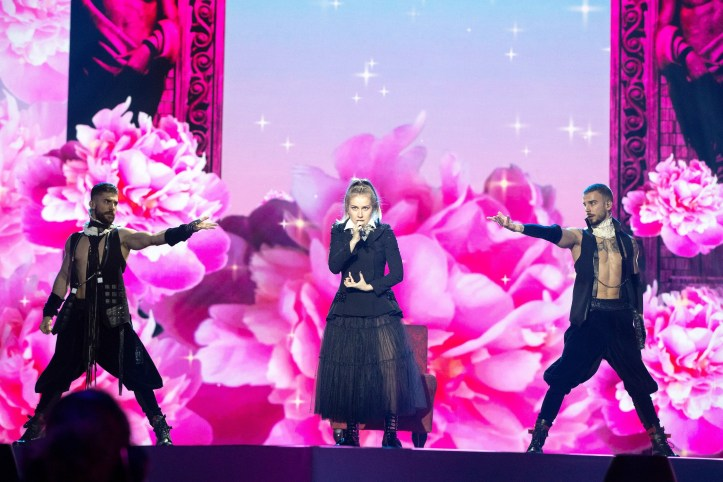 Erste Probe Rumänien Ester Peony On A Sunday ESC 2019 3
