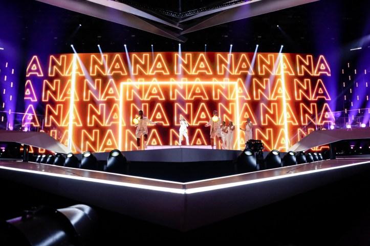 Erste Probe San Marino Serhat Say Na Na Na ESC 2019