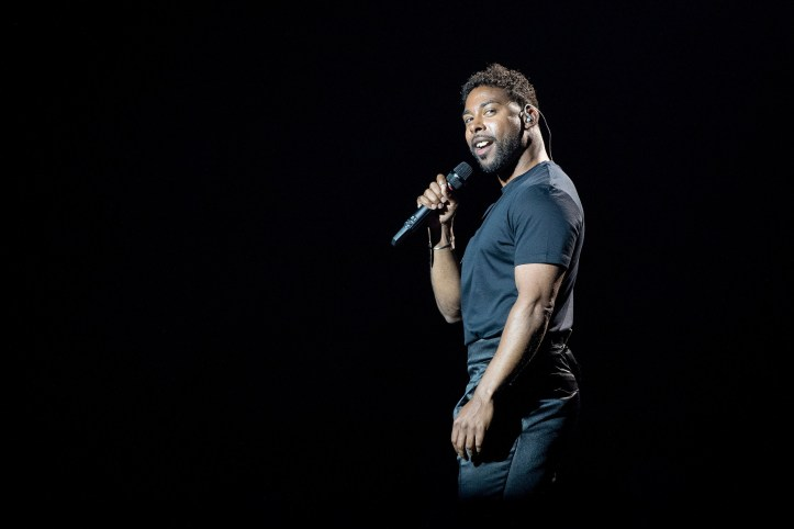Erste Probe Schweden John Lundvik Too Late For Love ESC 2019 4