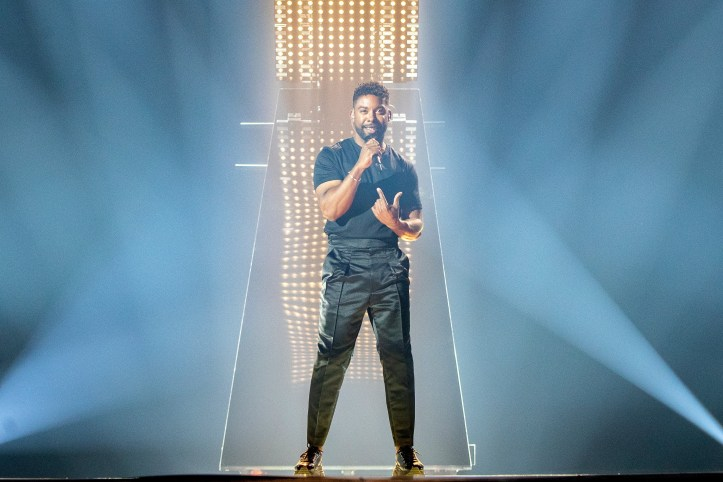 Erste Probe Schweden John Lundvik Too Late For Love ESC 2019