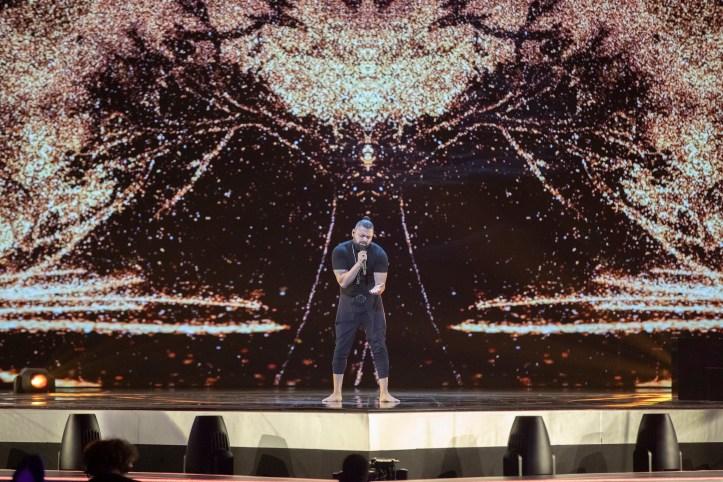 Erste Probe Ungarn Joci Papai Az En Apam ESC 2019 3