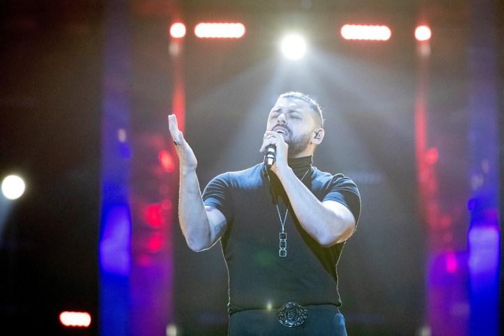 Erste Probe Ungarn Joci Papai Az En Apam ESC 2019 4