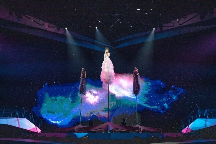 Zweite Probe Australien Kate Miller-Heidke Zero Gravity ESC 2019 2