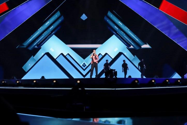 Zweite Probe Italien Mahmood Soldi ESC 2019 3